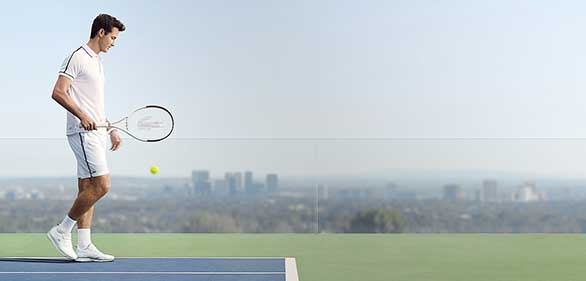 Lacoste Tennis Experience