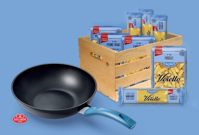 %name Master of Pasta: vota le Mystery Box e vinci Kit Voiello!